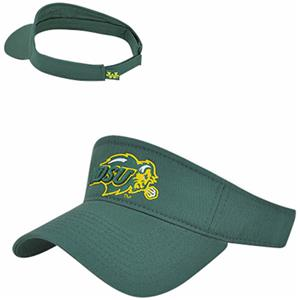WRepublic North Dakota State University Polo Visor