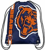 NFL Chicago Bears Drawstring Backpack