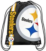 NFL Pittsburgh Steelers Drawstring Backpack