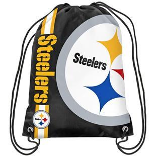 NFL Pittsburgh Steelers Drawstring Backpack