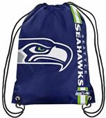 NFL Seattle Seahawks Drawstring Backpack