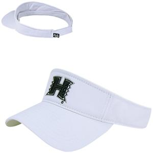 WRepublic University of Hawaii Polo Visor