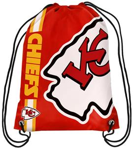 NFL Kansas City Chiefs Drawstring Backpack