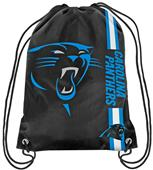 NFL Carolina Panthers Drawstring Backpack