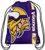 NFL Minnesota Vikings Drawstring Backpack