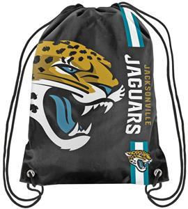 NFL Jacksonville Jaguars Drawstring Backpack