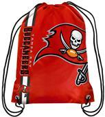 NFL Tampa Bay Bucaneers Drawstring Backpack