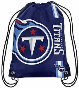 NFL Tennessee Titans Drawstring Backpack