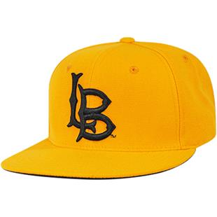 Cal State Long Beach College Snapback Cap