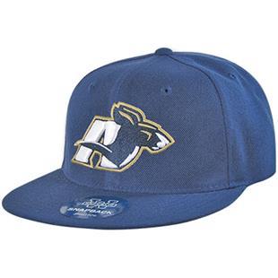 WRepublic Univ Akron College Snapback Cap