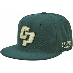 Cal State Poly College Snapback Cap
