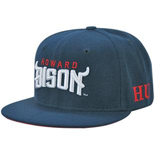 WRepublic Howard University College Snapback Cap