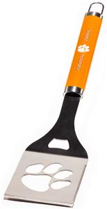 Collegiate Clemson Die-Cut Spatula w/Color Handle