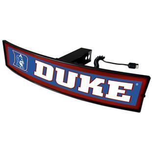 Fan Mats NCAA Duke Light Up Hitch Cover