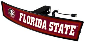 Fan Mats NCAA Florida State Light Up Hitch Cover