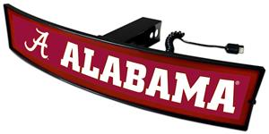 Fan Mats NCAA Alabama Light Up Hitch Cover