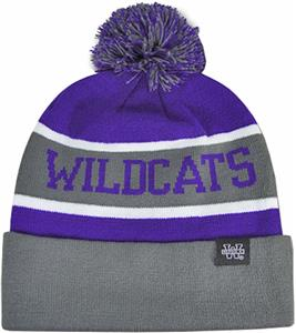 WRepublic Kansas State Univ The Legend Beanie