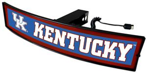 Fan Mats NCAA Kentucky Light Up Hitch Cover
