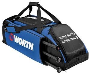 Worth Baseball/Softball 6-Bat Duffle Bag