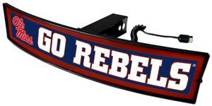 Fan Mats NCAA Go Rebels Light Up Hitch Cover