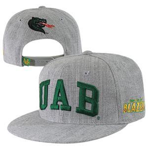 Alabama Birmingham Univ Game Day Snapback Cap