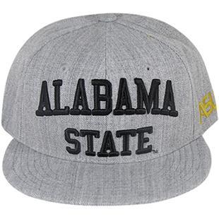 Alabama State University Game Day Snapback Cap