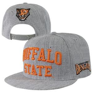 Buffalo State College Game Day Snapback Cap