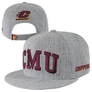 Central Michigan University Game Day Snapback Cap