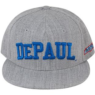 DePaul University Game Day Snapback Cap