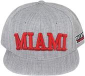 Miami University Game Day Snapback Cap