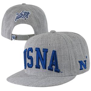 US Naval Academy Game Day Snapback Cap
