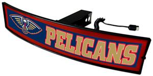 Fan Mats NBA Pelicans Light Up Hitch Cover