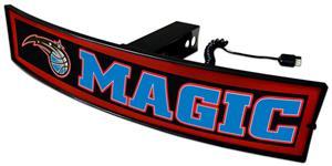Fan Mats NBA Magic Light Up Hitch Cover