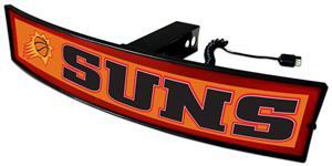 Fan Mats NBA Suns Light Up Hitch Cover