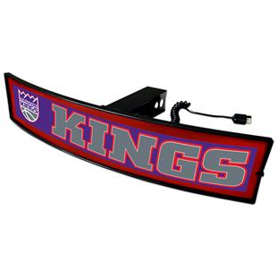 Fan Mats NBA Kings Light Up Hitch Cover
