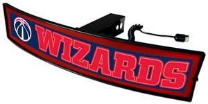 Fan Mats NBA Wizards Light Up Hitch Cover