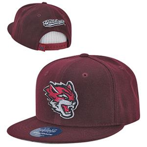 Cal State Chico College Snapback Cap