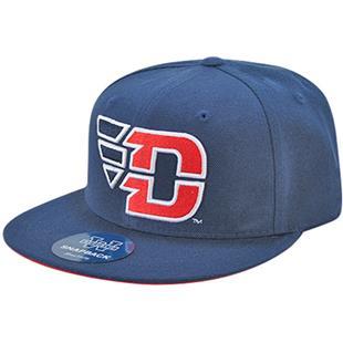 University of Dayton College Snapback Cap