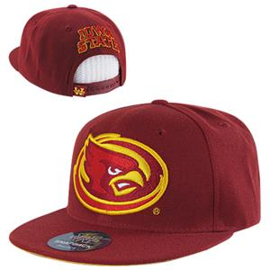 Iowa State University College Snapback Cap