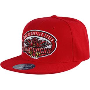 Jacksonville State University College Snapback Cap