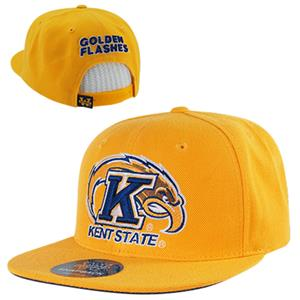Kent State University College Snapback Cap