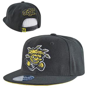 Wichita State University College Snapback Cap