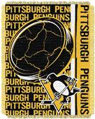 Northwest NHL Pittsburgh Penguins Jacquard Throw