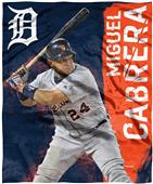 Northwest MLB Miguel Cabrera HD Silk Touch Throw