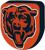 Northwest NFL Chicago Bears Cloud Pillow