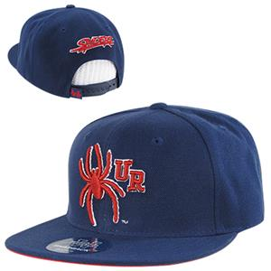 University of Richmond College Snapback Cap