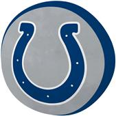 Northwest NFL Indianapolis Colts Cloud Pillow