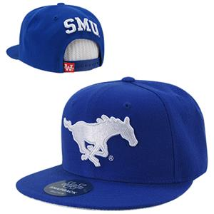 Southern Methodist University College Snapback Cap