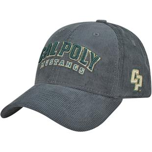 Cal State Poly Structured Corduroy Cap