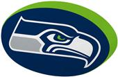 Northwest NFL Seattle Seahawks Cloud Pillow